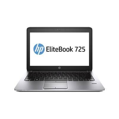 """HP NB EliteBook 725 G2 12.5"""" HD A8-7150B 2GHz, 4GB, 500GB, BT, FPR, WWAN, Win 8.1 Prof. 64bit, 3cell"""