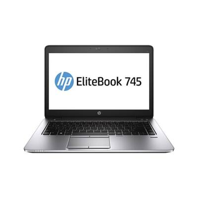 "HP NB EliteBook 745 G2 14"" HD+ A10-7350B Pro 2.1GHz, 8GB, 500GB, BT, FPR, Win 8.1 Prof. 64 bit, 3 cell"