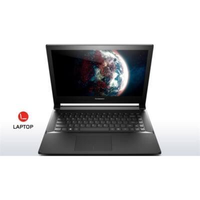 """LENOVO Flex2-14,  14.0 """" HD Touch, AMD A6-6310(1.8GHz), 4GB, 500GB+8GB SSHD, NO ODD, DOS, Black"""