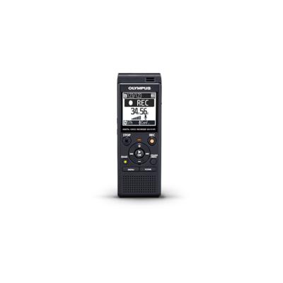 OLYMPUS Diktafon VN-741PC 4GB MP3, Fekete