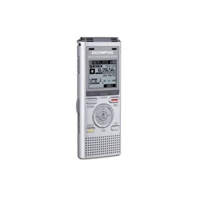 OLYMPUS Diktafon WS-832 4GB, PCM/MP3/WMA, elemek, sztereó fülhallgató, microSD kártyával bővíthető