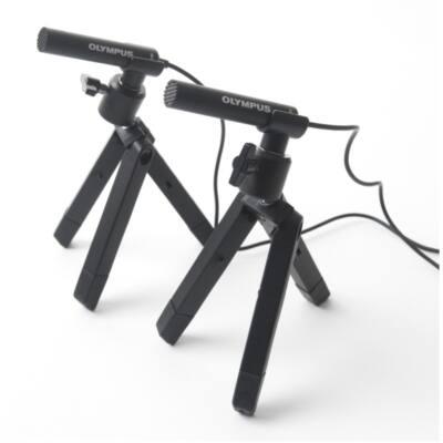 OLYMPUS ME-30 kétcsatornás professzionális dikt. mikrofon