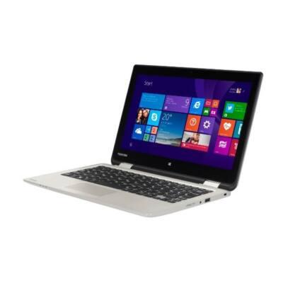 """TOSHIBA KIRA-107, 13,3"""" WQHD, Intel® Core i7-5500U, 8GB, 256GB SSD, Win 8.1 Pro, ezüst"""