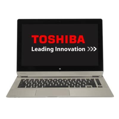 """TOSHIBA Satellite Click 2 Pro P30W-B-102, 13.3"""" TruBrite Full HD TFT, Intel Core i5-4210U, 4GB, 128GB SSD, Intel HD"""
